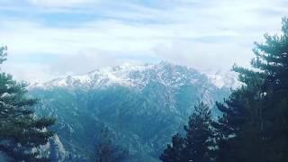 chasse de la bécasse dans les montagnes Corse, act2