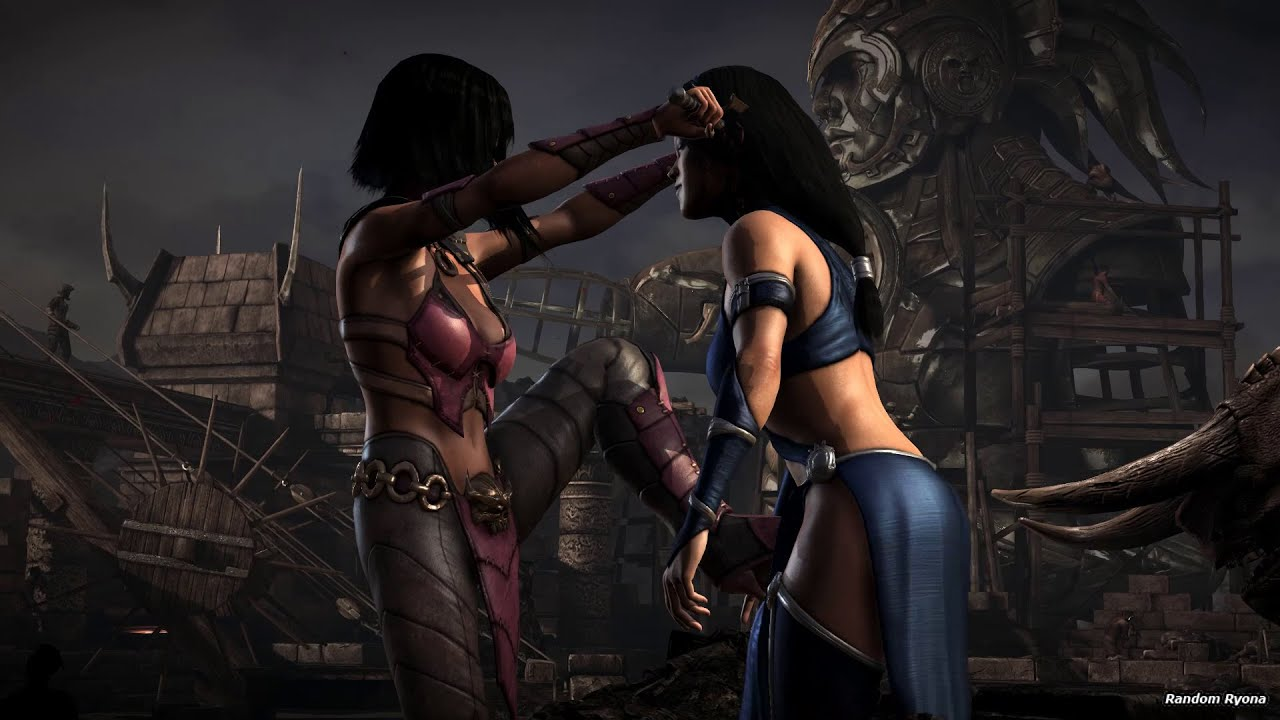 Mk9 ryona pictures sex scene