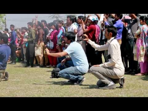ICC World T20 Bangladesh 2014,Theme Song by IUBAT (Flash Mob)