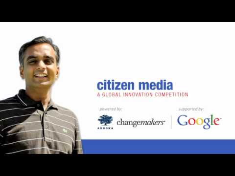 Citizen Media Expert Interviews: Nihar Kothari