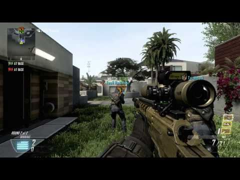 FaZe Pamaj - Competing at Anaheim....As a sniper.