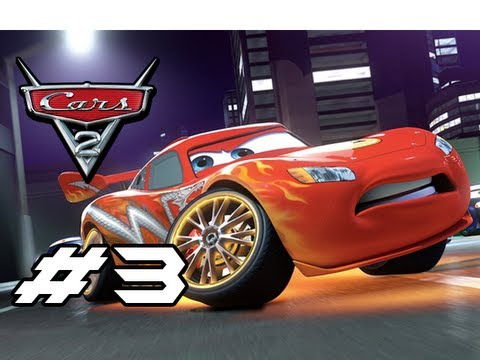Cars 2 The Video-Game - Part 3 - Aye, Aye, Sarge (HD Gameplay Walkthrough)