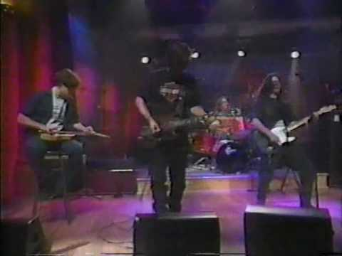"Uncle Tupelo Live On Conan ""The Long Cut"""