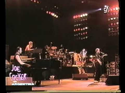 Joe Cocker - Joe Cocker en Argentina 21.01.1991