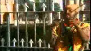 Lutan Fyah  Peace In Spanish Town Promoted By V.I. Reggae Radio