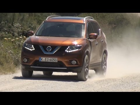 All-new Nissan X-Trail Nissan Rogue test drive review - Autogefühl