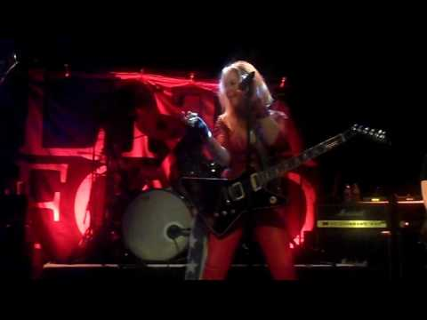 LITA FORD - 4/6:  Back To The Cave (Live In London 2017)