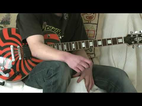 Lateralus - Tool Guitar Cover
