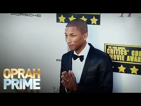 What Does The Year of Pharrell Mean to Its Star? - Oprah Prime - Oprah Winfrey Network