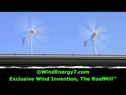 RENEWABLE ENERGY - Wind Power AND Solar Power