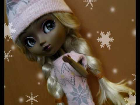 How to make doll outfit 4 - knit dress