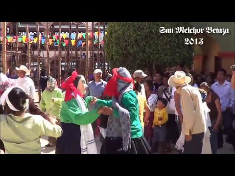 San Melchor Betaza 2013 Segundo dia de Carnaval.