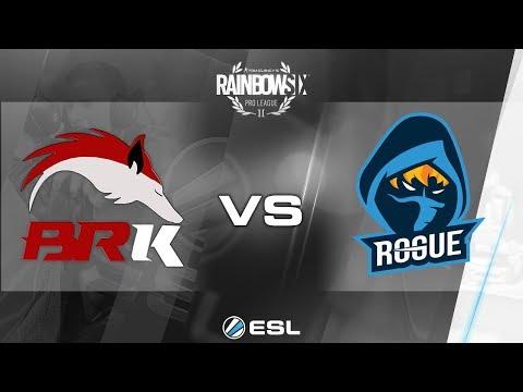 Rainbow Six Pro League 2017 - Season 2 Finals - PC - BRK E-Sports vs. Rogue - day 1
