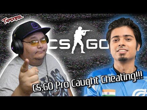 "CS:GO Pro Player ""Forsaken"" Caught Cheating and Kicked from OpTic India thumbnail"