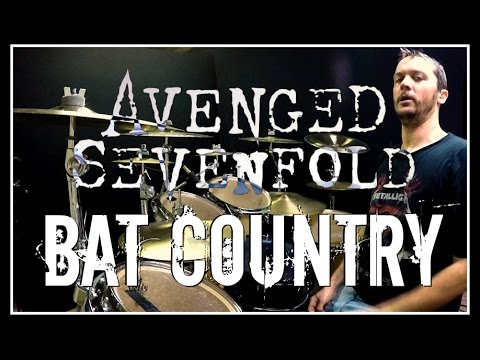 AVENGED SEVENFOLD - Bat Country - Drum Cover