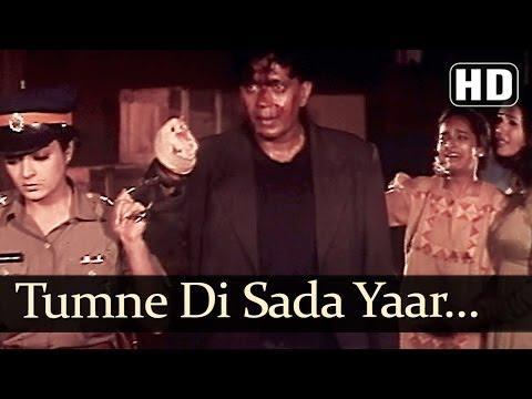 Is Tarah Ye Dil Tumpe (HD) - Kaalia Songs - Mithun Chakraborty...