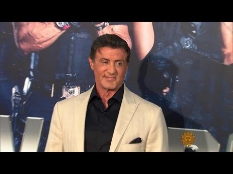"""Sylvester Stallone on writing """"Rocky"""""""