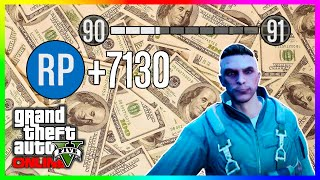 GTA 5 SOLO Method RP & Money Farm - Make Easy Money & RP After Patch 1.16 (GTA V)