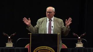 Coach Phillip Fulmer at THP Trooper & Dispatcher of the Year Ceremony  mp4