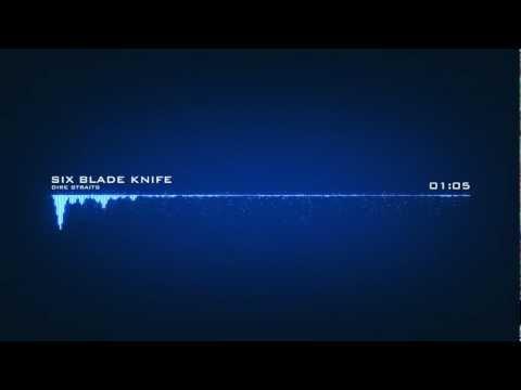 Dire Straits - Six Blade Knife 1978 New HD!