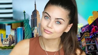 EVERYDAY SIMPLE MAKEUP ROUTINE | NEW YORK EDITION 2016