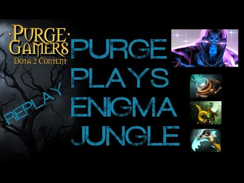 Dota 2 Purge plays Enigma jungle