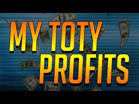 FIFA 15| MY TOTY PROFITS