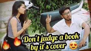 Don't judge a Book by its cover -    The jitesh Bichwaliya    sangeet jangir    True love story   