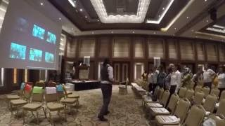 Bursa Seminar For MEB Teachers - Be in the zone and get out of the box technique
