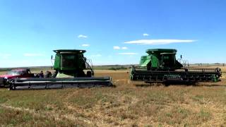 LaRosh Wheat Harvest 2013 (Mobile version)