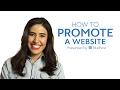 How to Promote a Website