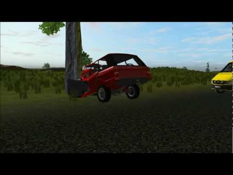 Rigs of Rods: Crash Compilation 4 HD