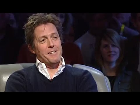 Hugh Grant interview and lap - Top Gear - BBC