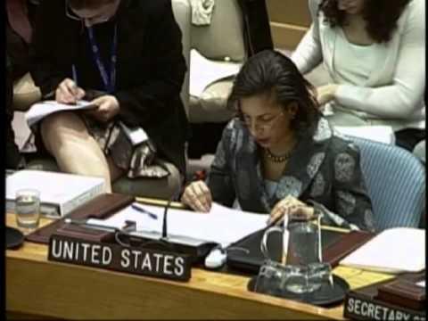 Ambassador Rice Delivers Remarks on Sudan Election