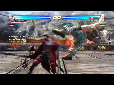 Tekken Tag Tournament 2 Lars Alexandersson Combo Video
