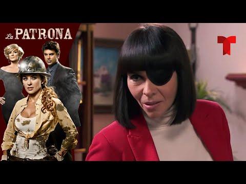 La Patrona | La Patrona | Cap ítulo 53 | Telemundo Novelas
