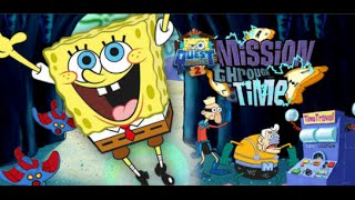 Spongebob Questpants: Mission Through Time