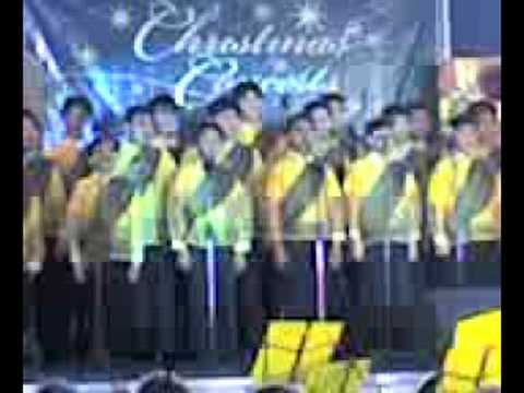 christmas scandal- las piñas boys choir