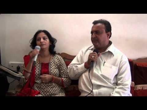 media ye raat bheegi bheegi