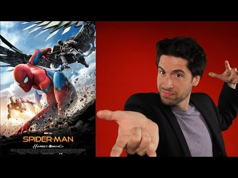 Spider-man: Homecoming - Movie Review thumbnail