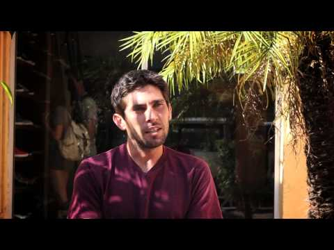 WHOWHATWHEREWHENWHYHOW: Danny Fuenzalida