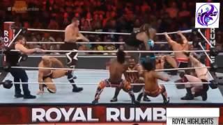 Royal Rumble 2017-30 March WWE Match FULL MATCH HD