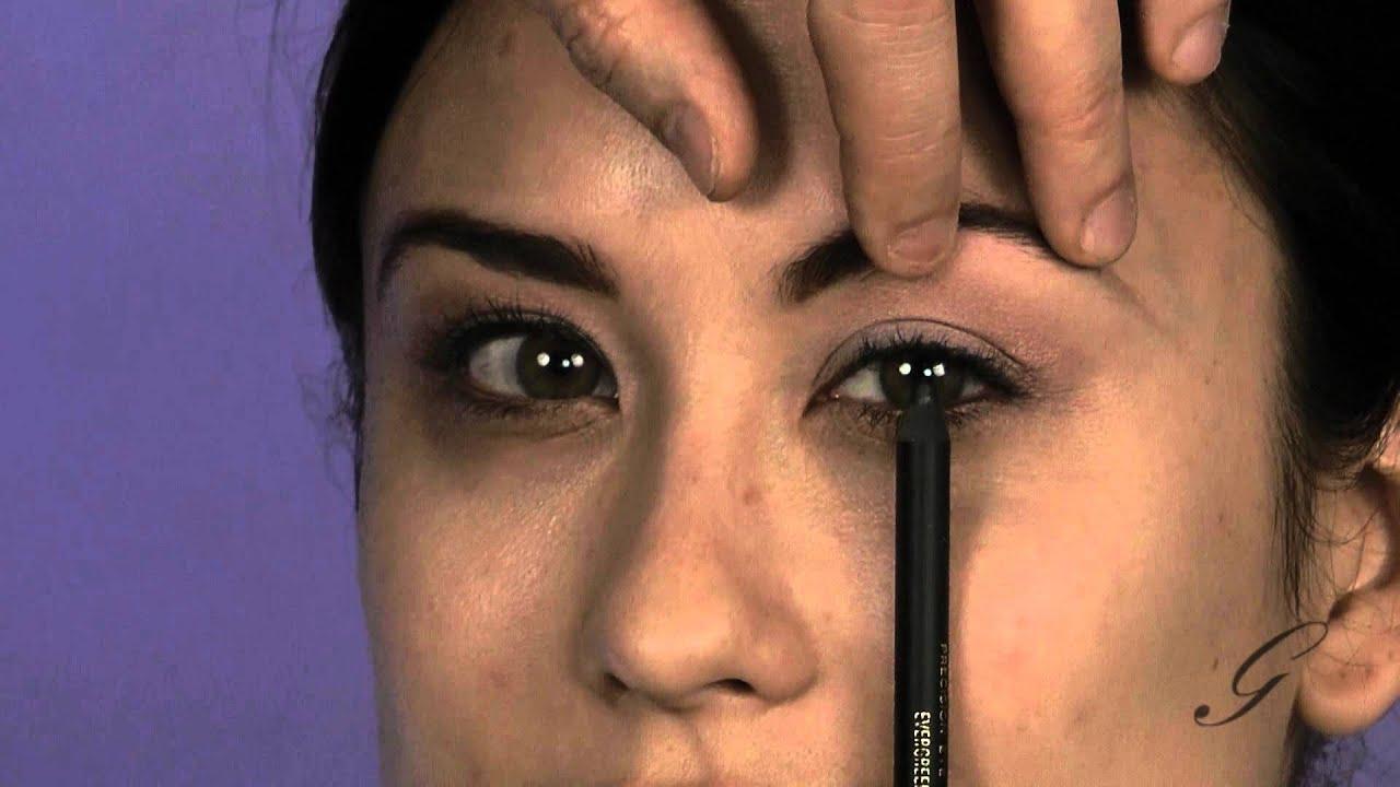 How-To—Eyeliner for Close Set Eyes: Jenn MAKEUP GOURMET ...