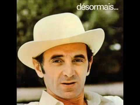 image video Charles Aznavour - Hier encore