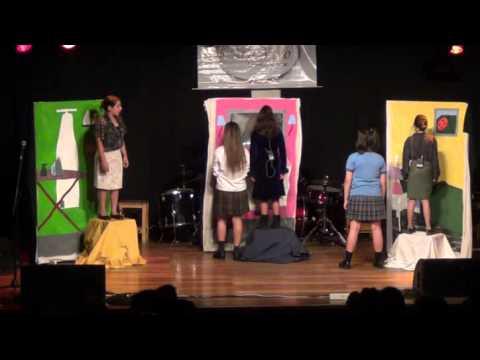 ARTE VIVO ESCUELA - Comedia musical + Teatro 2011