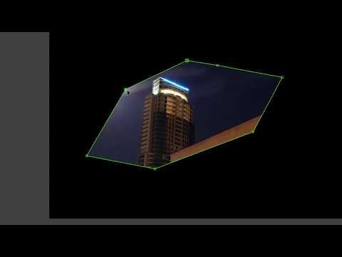 Tutorial Adobe After Effects CS6 Hacer Mascaras - Herramienta Pluma de Mascara - P.1