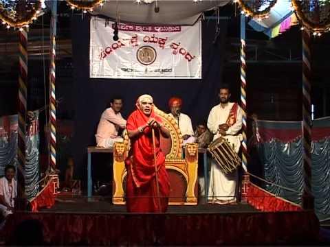 Yakshagana chithrapura kshethra mahathme Seetharam kateel as...