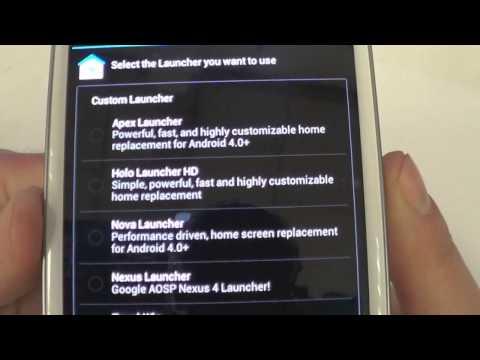 Como instalar UltimaROM - Galaxy S3 AROMA XXELLA JB 4.1.2
