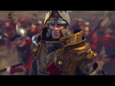 Total War: Warhammer - Karl Franz of the Empire Trailer