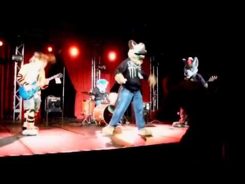 Furry Punk Rock Massacre At FWA 2012